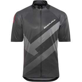 Endura Hummvee Ray Bike Jersey Shortsleeve Men grey/black